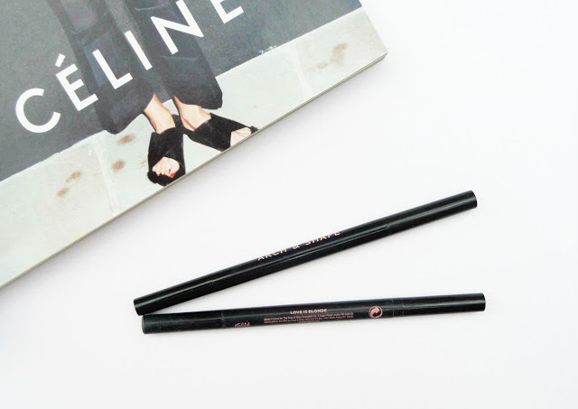 Makeup Revolution Brow Dual Arch & Shape VS Soap and Glory Brow Archery
