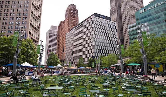 Bukan rahasia lagi bahwa Detroit masih memiliki cara untuk pergi. Tapi jika Anda melihat-lihat Motown, sudah ada banyak tanda bahwa pembaharuan sedang berlangsung.