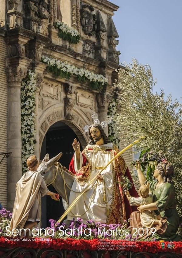 Cartel Semana Santa de Martos (Jaén) 2019