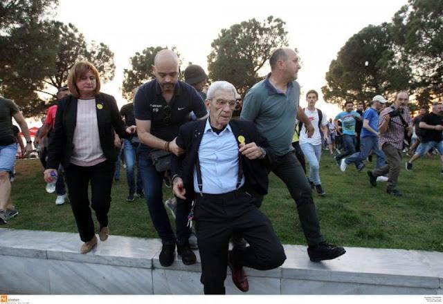 Θεσσαλονίκη: Απίθανο παρασκήνιο μετά τον ξυλοδαρμό του Μπουτάρη – Τι έκανε τη νύχτα ένας από τους δράστες