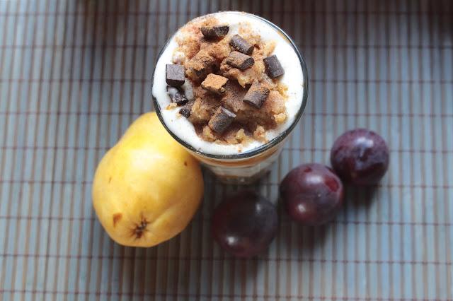 Rezept: Vegan Pumpkin Spice Breakfast