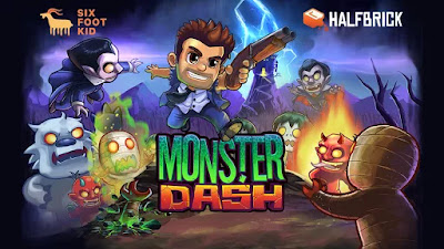 monster dash apk indir