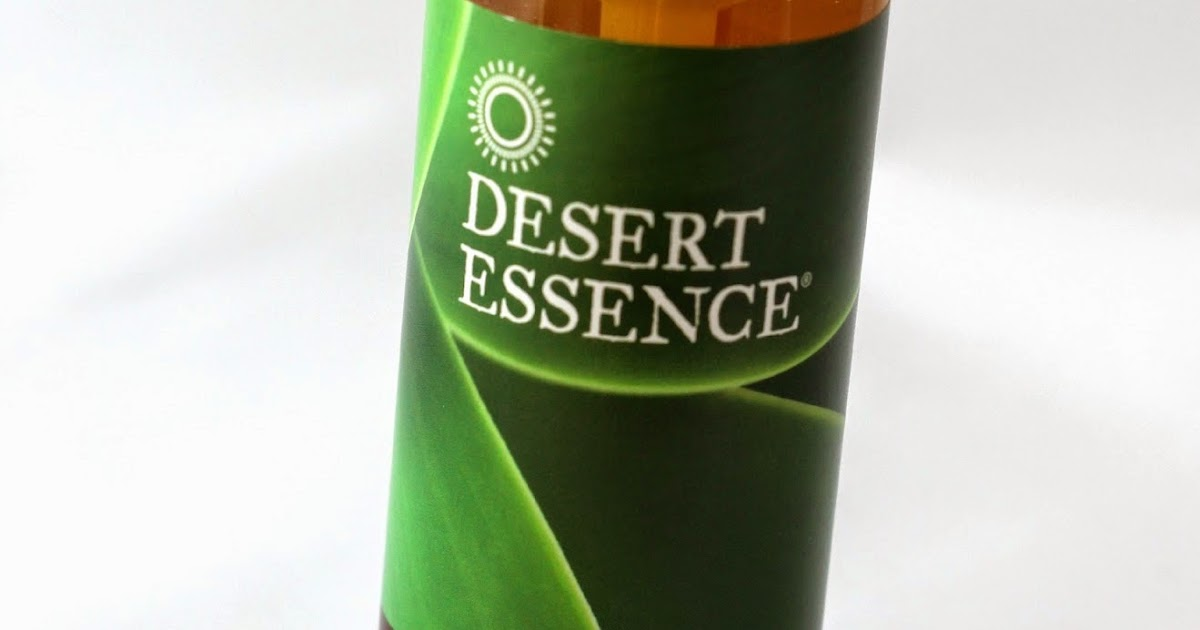 Desert Essence Thoroughly Clean Face Wash Original