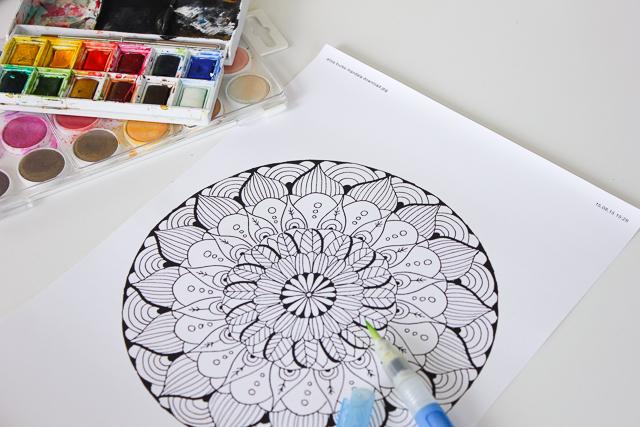 Coloring Pages | Malvorlagen - Janna Werner