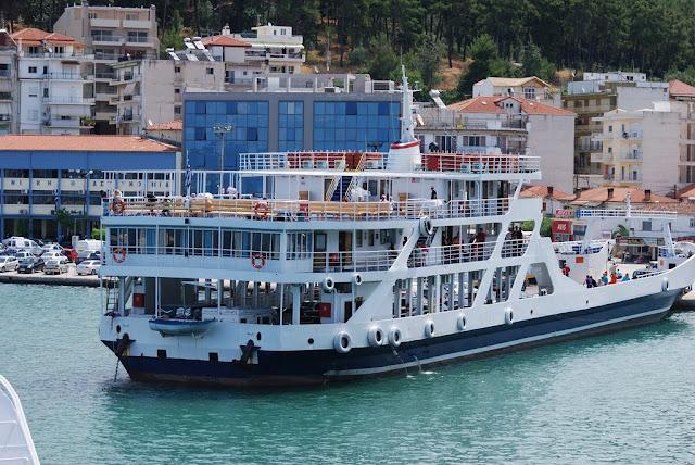 Θεσπρωτία: Δένουν τα πλοία στην γραμμή Ηγουμενίτσα - Κέρκυρα