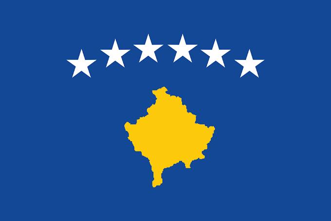 Flag of Kosovo | Kosovo Flag | Kosovo National Flag