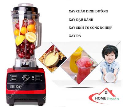 Mua máy xay sinh tố công nghiệp giá rẻ tại Hà Nội