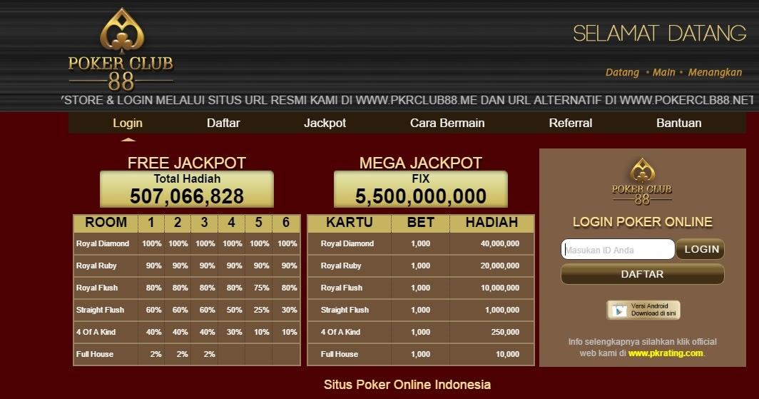 artikel komunitas judi poker: Seru Bermain Poker Online Di Pokerclub88