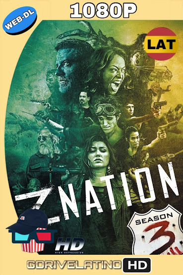 Z Nation Temporada 3 WEB-DL 1080p Latino-Ingles mkv