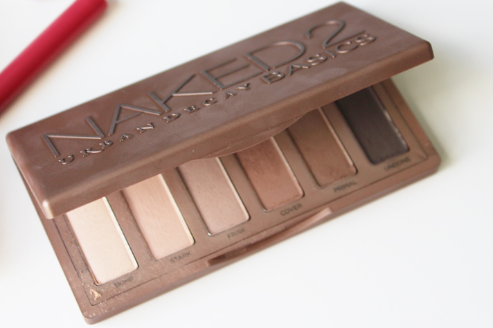 MOST LOVED // December '14 - Urban Decay Naked 2 Basics - CassandraMyee
