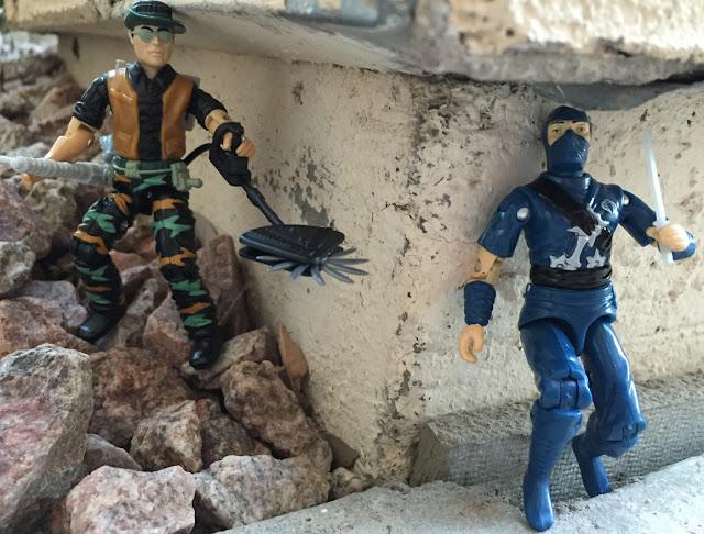 1990 Pathfinder, 2016 Bootleg Cobra Blue Stormshadow Custom, Black Major
