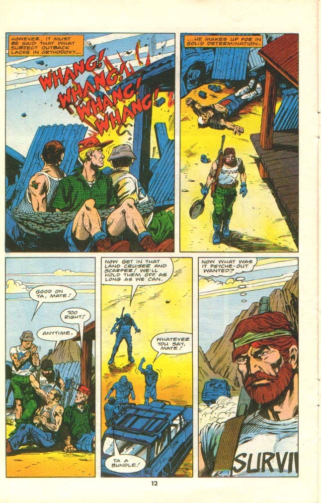 G.I. Joe European Missions issue 11 - Page 11