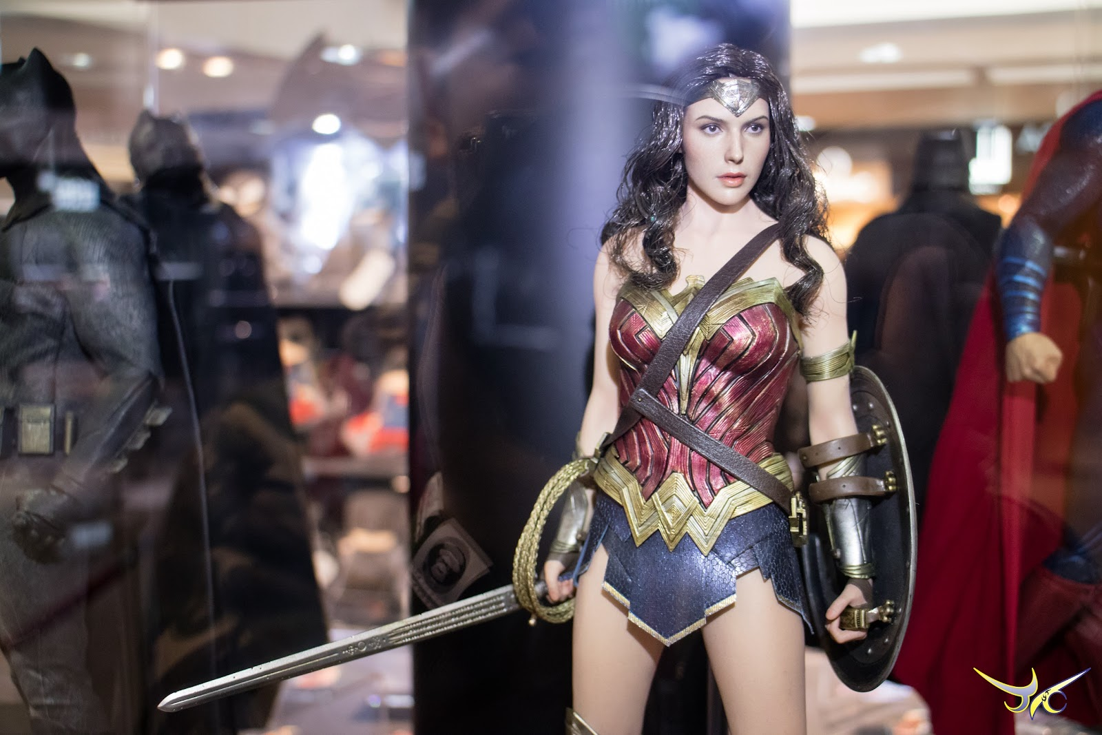 Spada Wonder Woman Jk 39s Photos Games And Toys Studio 電影玩具 Hot Toysbatman