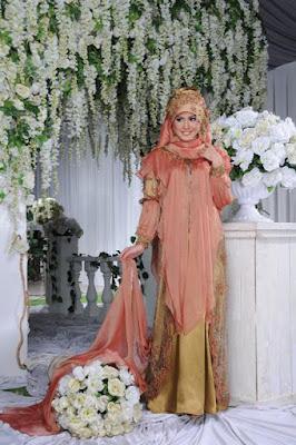 Baju Pengantin Muslim Rabbani Terbaru