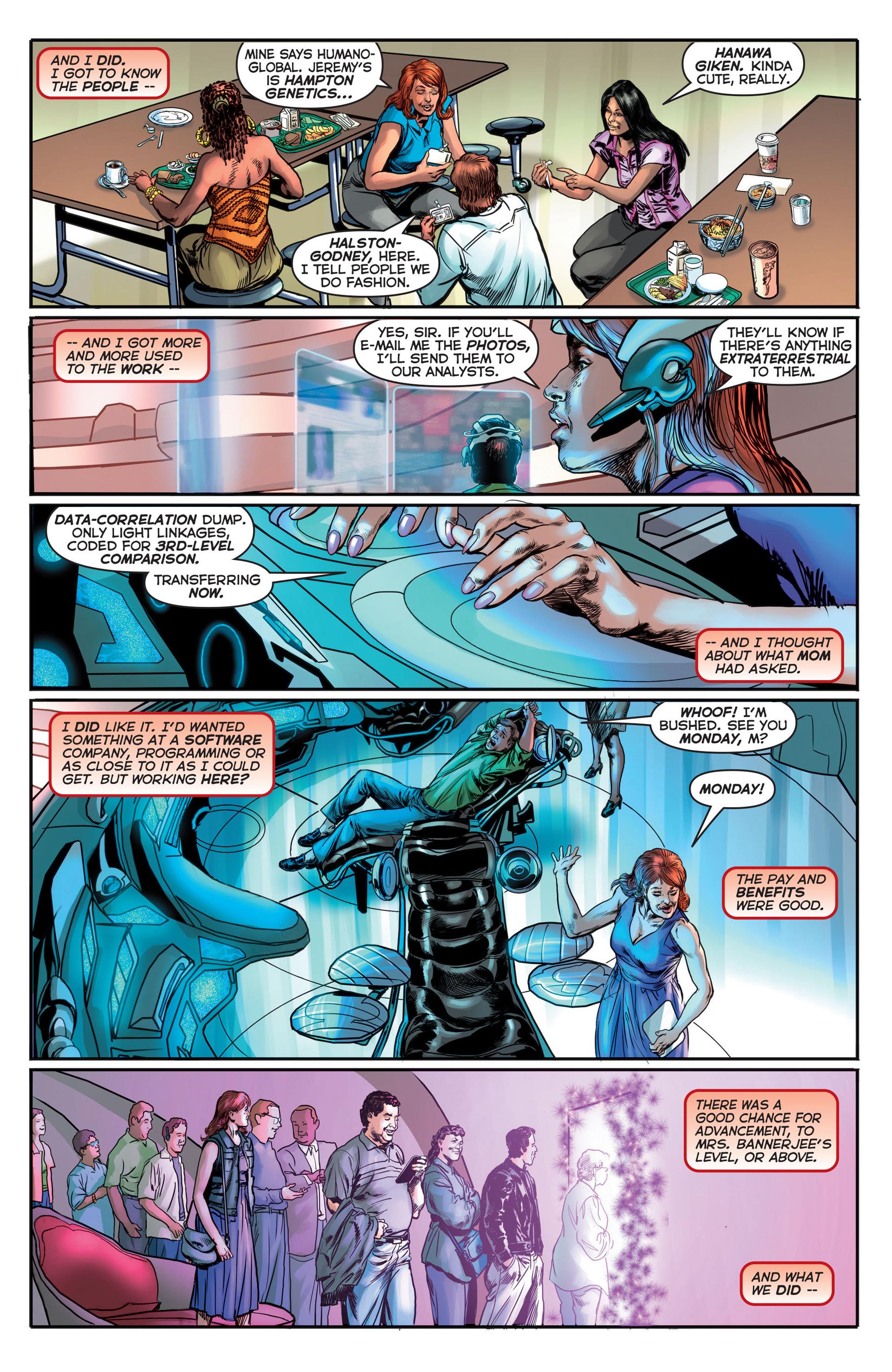 Read online Astro City comic -  Issue #2 - 10