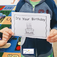Teach Magically Blog Birthday Ideas Crowns and Emergent Reader