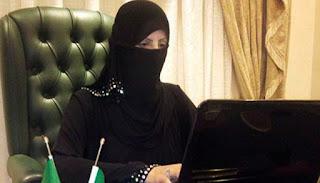 نساء سعوديات يثبتن جدارتهن فى صيانة الجوال