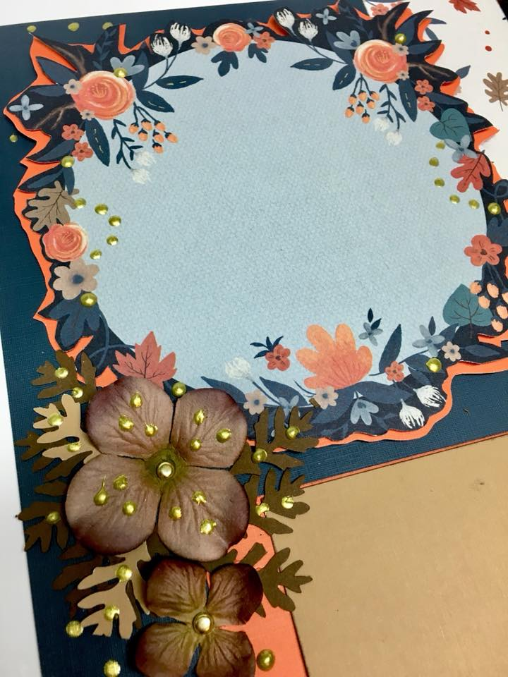Belas paper inspirations martha stewart leaf punch the paper collection is from michaels mightylinksfo
