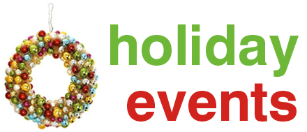 holiday events logo