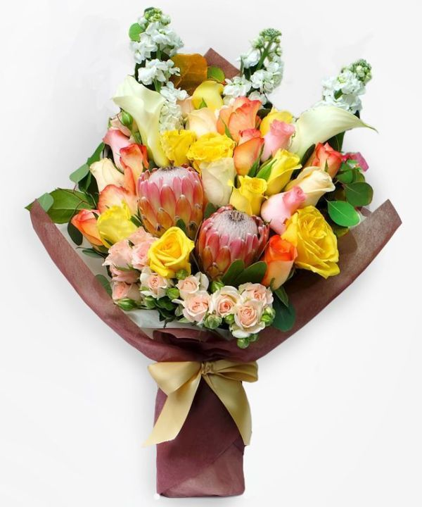 birthday flowers better florist emilia premium bouquet