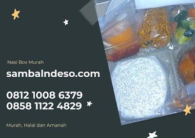 Catering nasi box Tangerang Selatan Banten