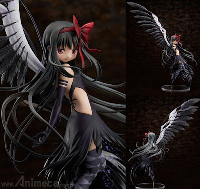 Figura Devil Homura Limited Edition The Beginning Story/The Everlasting Puella Magi Madoka Magica the Movie