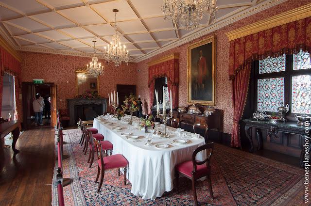 Interior Castillo Kilkenny Irlanda