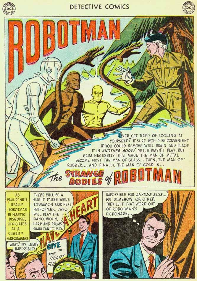 Read online Detective Comics (1937) comic -  Issue #174 - 17