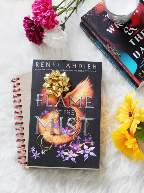 Flame In The Mist Book Review | sprinkledpages