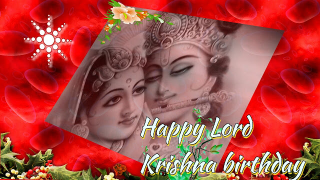 Happy radha krishana Janmastami 2020 greeting cards,wishes,wallpaper Happy Janmastami greeting card,sms image,sms hindi,lord krishna,radhe,makhanchor,hinditecharea.com,guhala