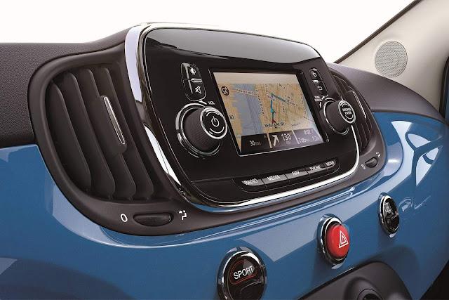 novo Fiat 500 2019