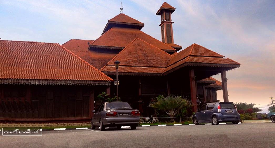 masjid ulul albab jerteh