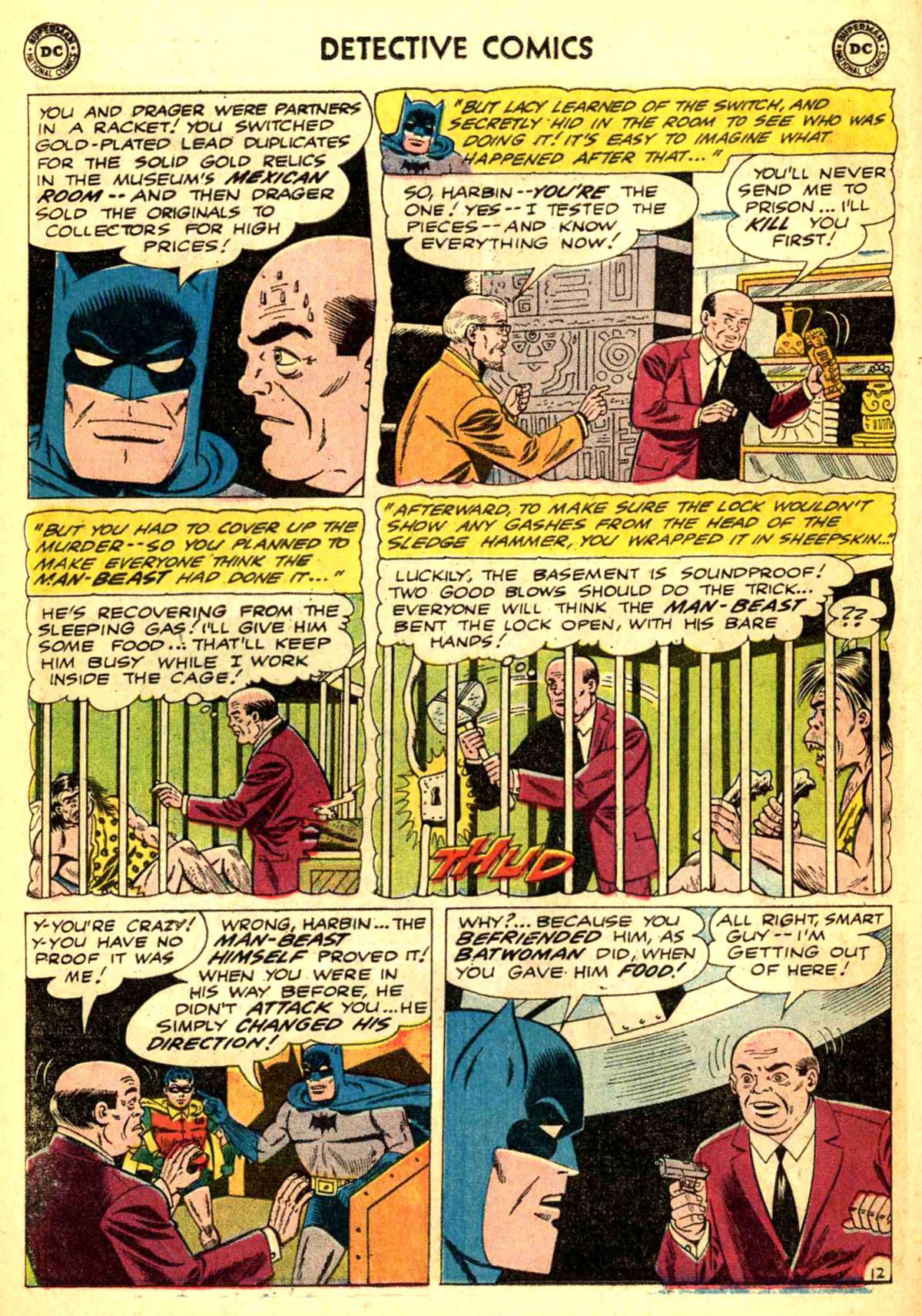 Detective Comics (1937) 285 Page 13