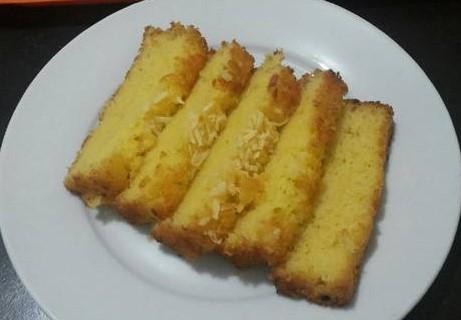 Cara masak Cake Tape Singkong Enak Pemula