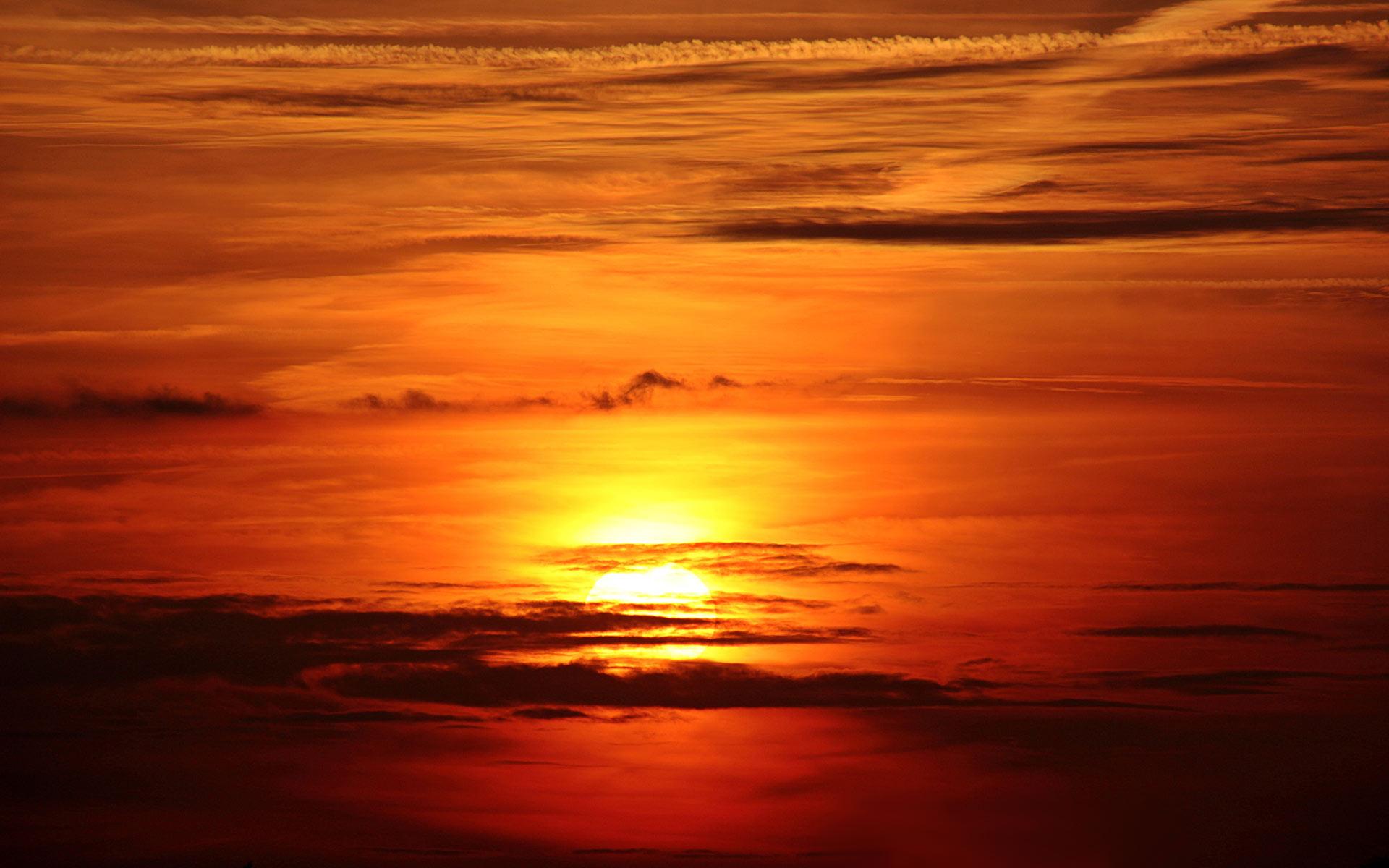 Foto grátis do sol da meia noite - papel de parede grátis em hd sol da 59ce5b7fed