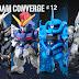 FW Gundam Converge #12 - Release Info