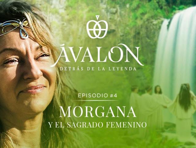 Conoce la verdadera historia de Morgana y el consejo de mujeres sabias de Ávalon, las Sacerdotisas de la Hermandad de la Rosa.
