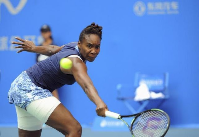 Venus Cruises Into US Open Quarter-Finals