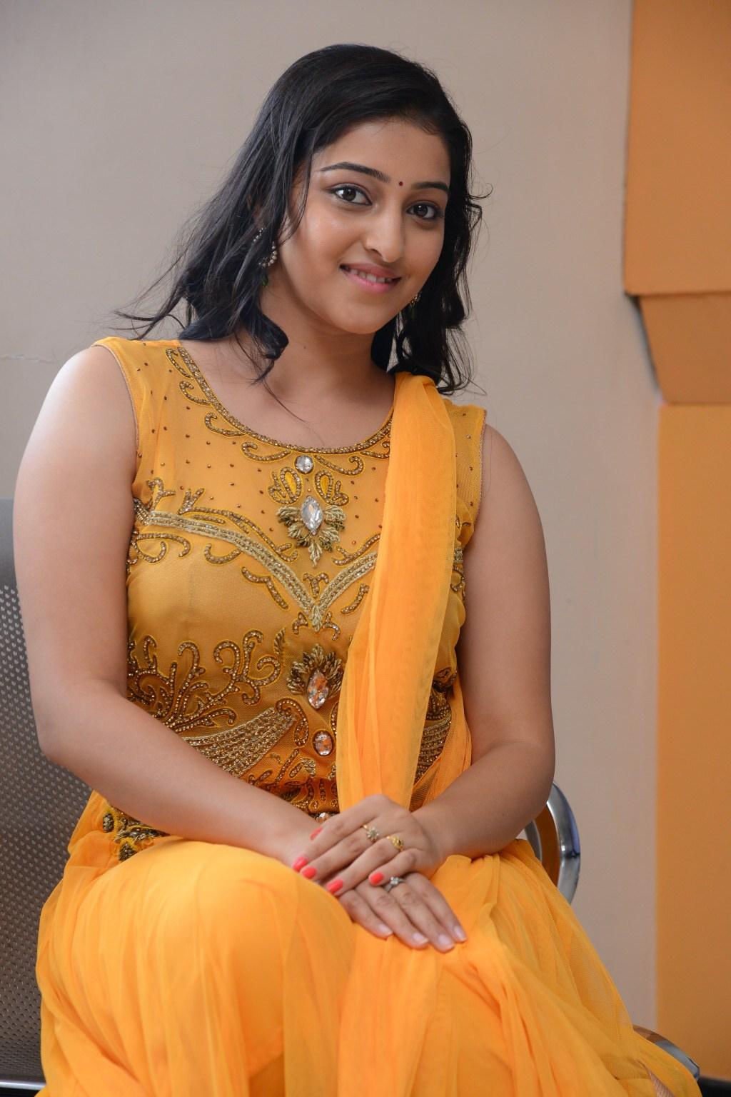 Mouryaani Latest Stills At Arddhanaari Movie Teaser Launch -3155