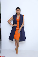 Priyamani in Beautiful Short Deep neck Orange Dress ~  Exclusive 52.JPG