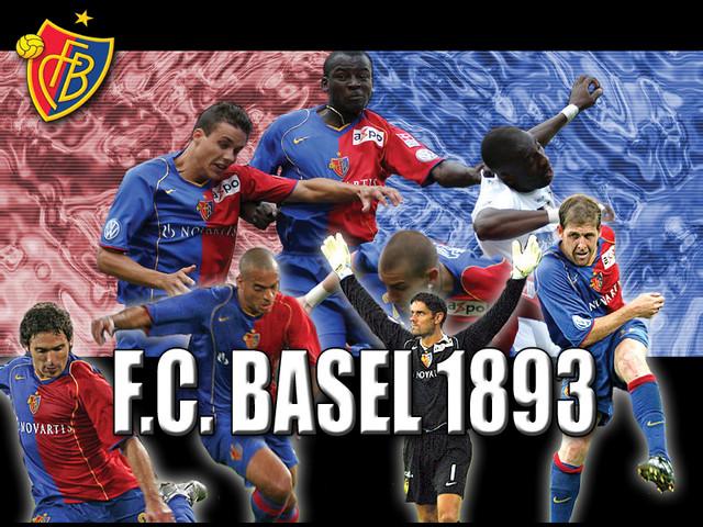 Football Clubs: International Football Clubs: FC Basel 1893