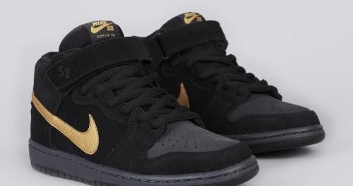 ec87b33fb65 ... clearance effortlesslyfly online footwear platform for the culture nike  sb dunk mid dark obsidian gold 3ab93 ...
