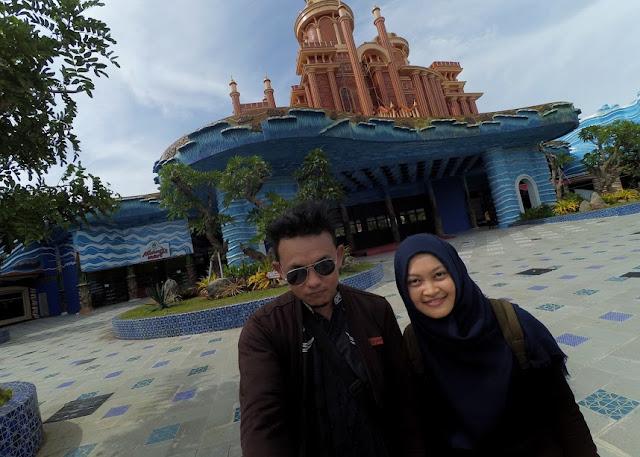 Liburan ke Atlantis Land Surabaya