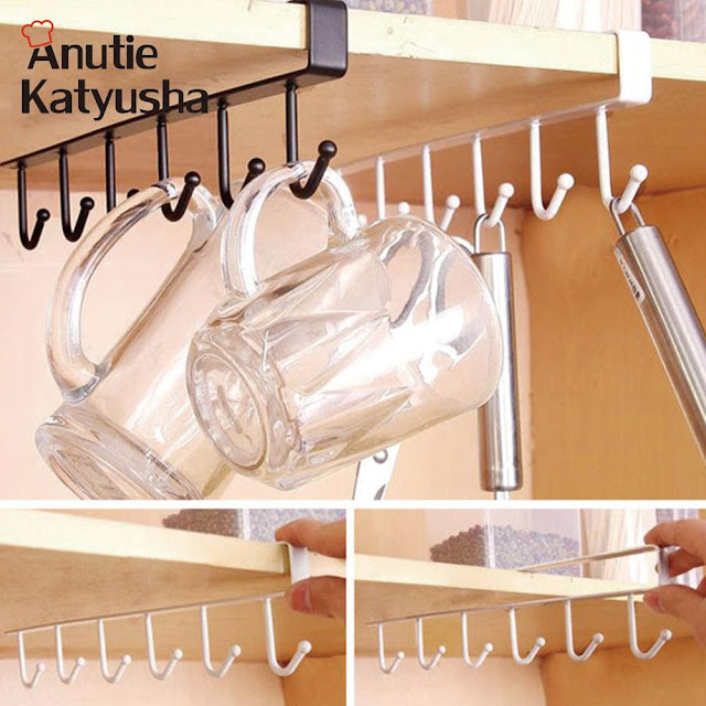 Multi-Function Kitchen Cupboard Storage Rack