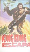 King Kong 1976, Dino de Laurentiis, John Guillermin, Jeff Bridges, Jessica Lange, King Kong se escapa