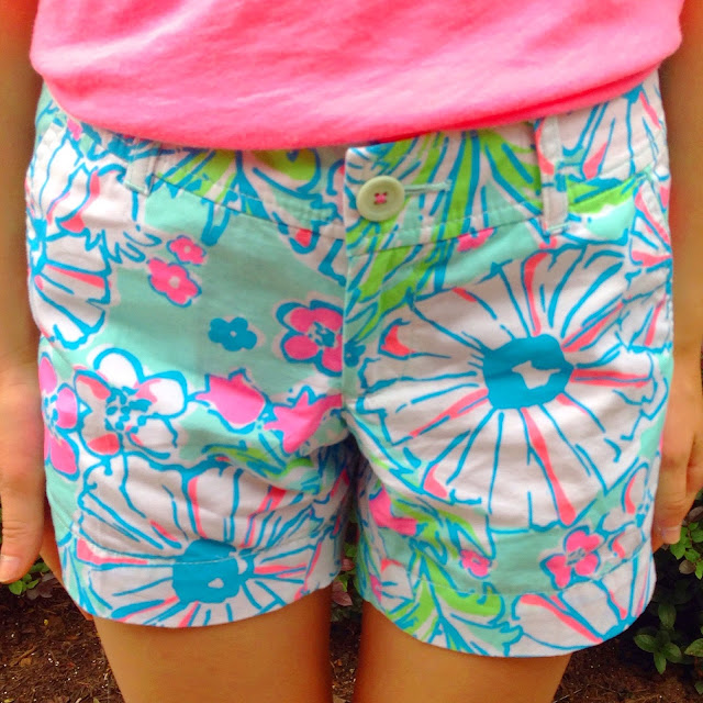 Lilly Pulitzer Holy Grail Shorts | Live The Prep Life