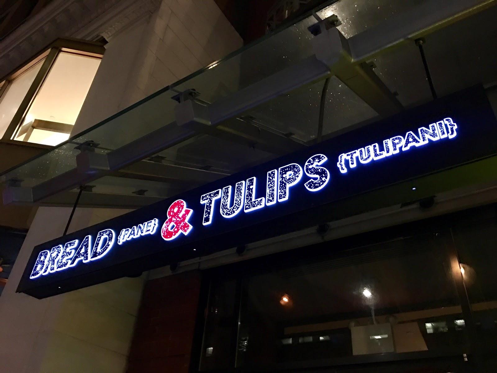Bread & Tulips New York