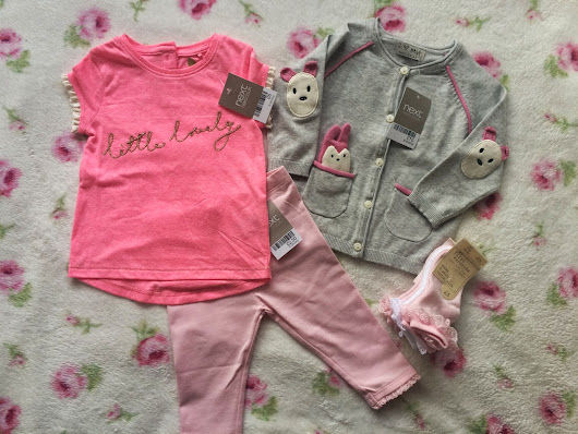 Next Spring 2015 Collection Baby Girl Clothing Haul