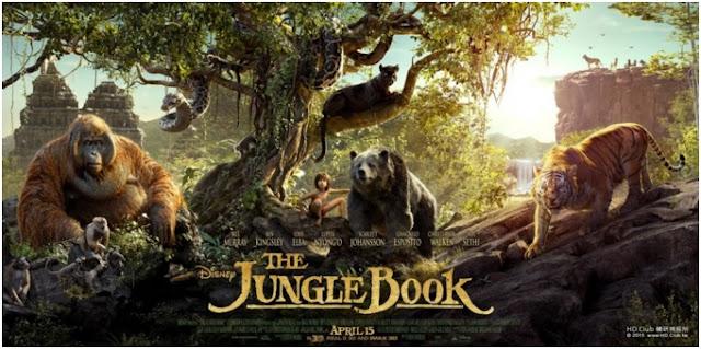 迪士尼電影《與森林共舞》與幕後演員史嘉蕾喬韓森、班金斯利的動物角色合照