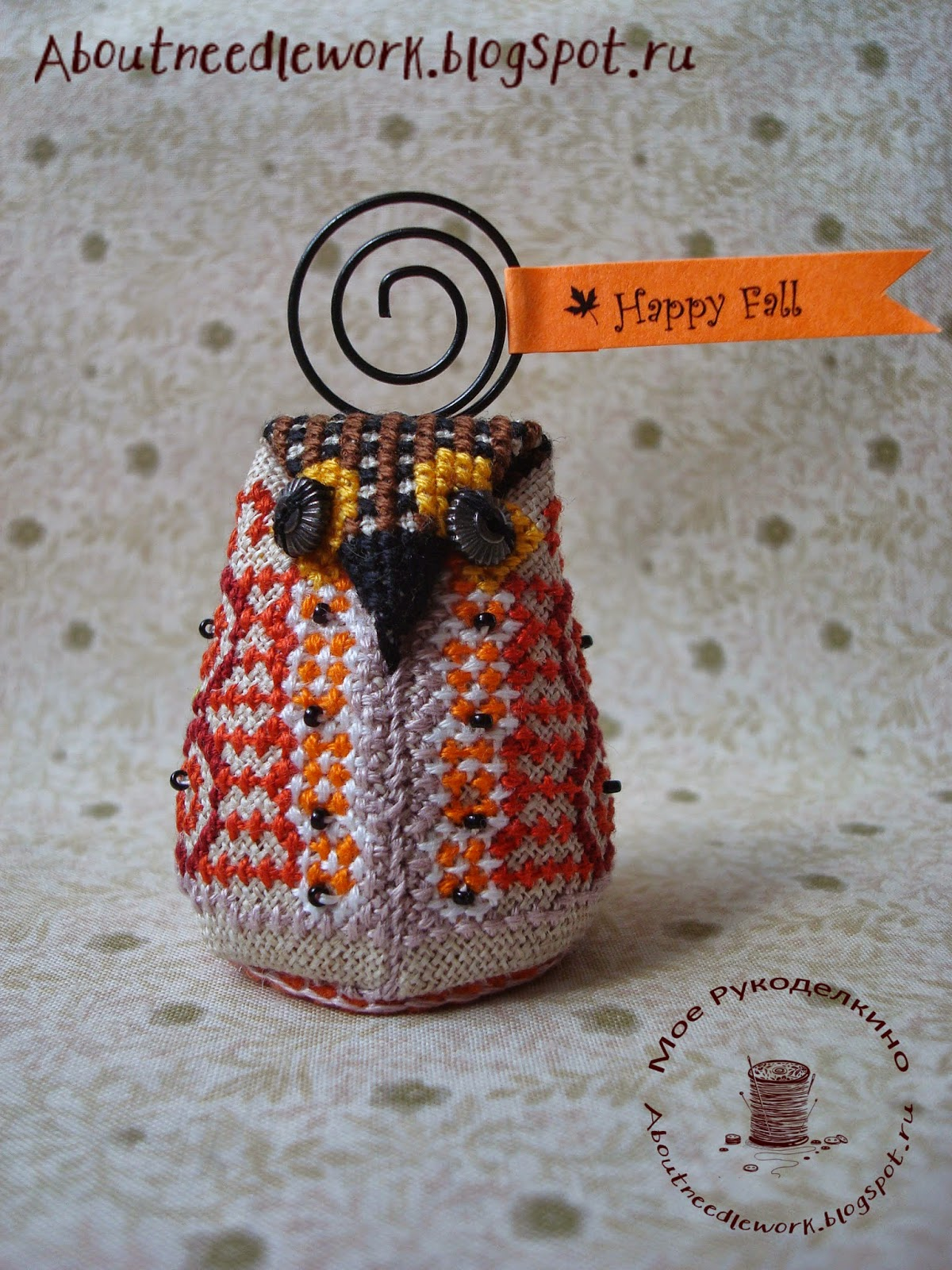 Сова Just Nan Oakley Owlet
